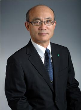 熊本県信用保証協会 会長 中川芳昭