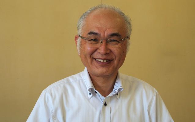 (有)九州中央経理 代表取締役 山本 友晴