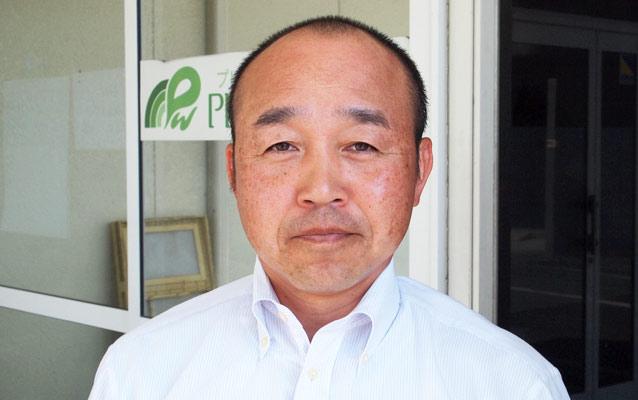 (有)ヨシダ精工 代表取締役 吉田 周生(副代表理事)