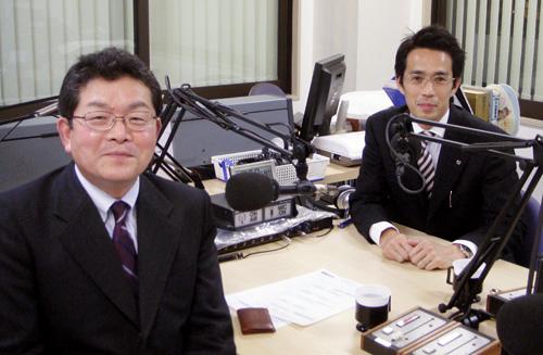 MC:橋本高明社長 ゲスト:伊東毅代表