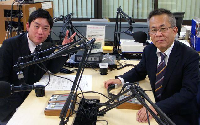 MC:木村正夫代表取締役 ゲスト:本田誠さん