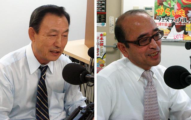 ゲスト:冨永寿彦代表取締役会長・布井吉治代表取締役社長