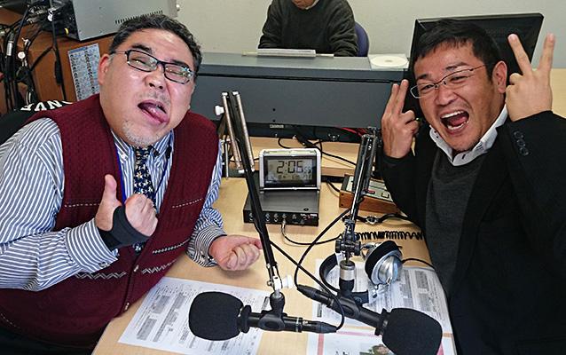 小山剛司さん(左)、木下慎太郎さん(右)