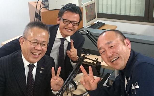 ゲストの木村さん(左)、清﨑さん(中央)、吉田さん(右)