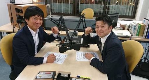 ゲストの小村哲典さん(写真左)、川越泰也さん(写真右)