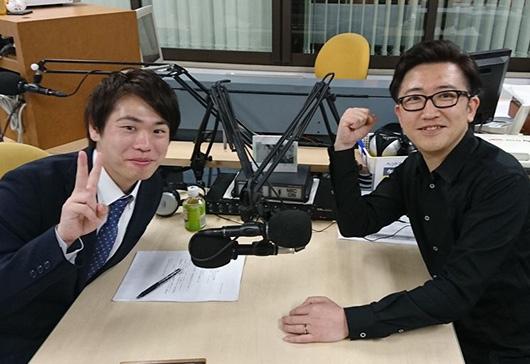 ゲストの福島房雄さん(写真左)、岩下美奈さん(写真右)
