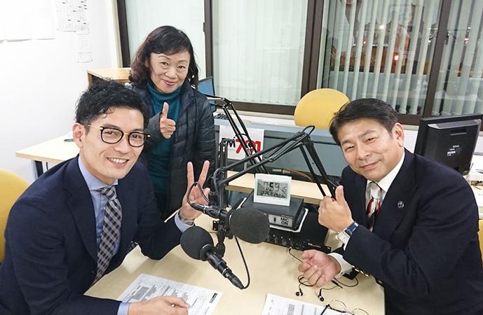 ゲストの浦上善穂さん(写真左)、米野和代さん(写真中央)、杉山直樹さん(写真右)