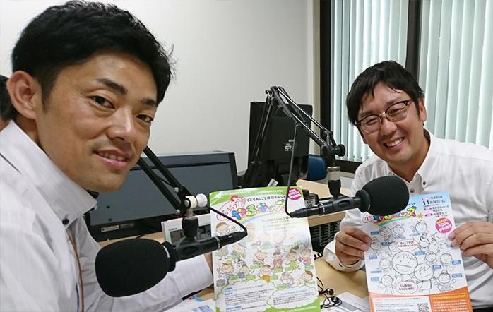 ゲストの戸沢武さん(写真左)と瀬倉将司さん(写真右)