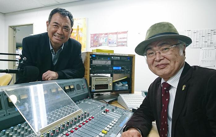 ゲストの道口 裕一さん(写真左)と山本 友晴さん(写真右)