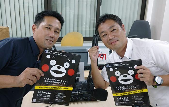 ゲストの福嶋 智和さん(写真左)と國元 祐介さん(写真右)