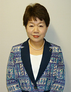 熊本県商工観光労働部 商工労働局長  宮尾 千加子