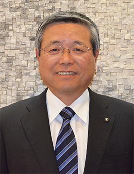 (株)熊本銀行 代表取締役頭取 竹下 英