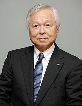 (株)熊本日日新聞社 代表取締役社長 河村 邦比児