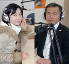 MC:中村まり取締役 ゲスト:馬場口一利社長