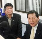 MC:田口一法所長 ゲスト:上田久男取締役専務
