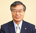 大学コンソーシアム熊本 会長(熊本大学長) 谷口 功